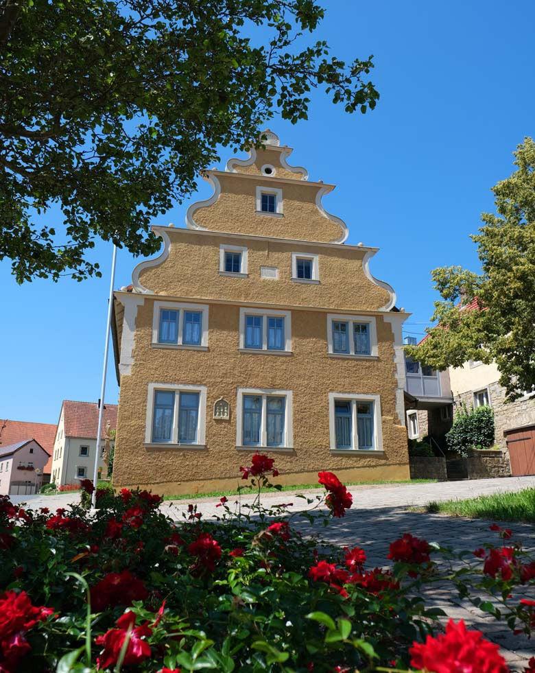 Rathaus Gaukoenigshofen